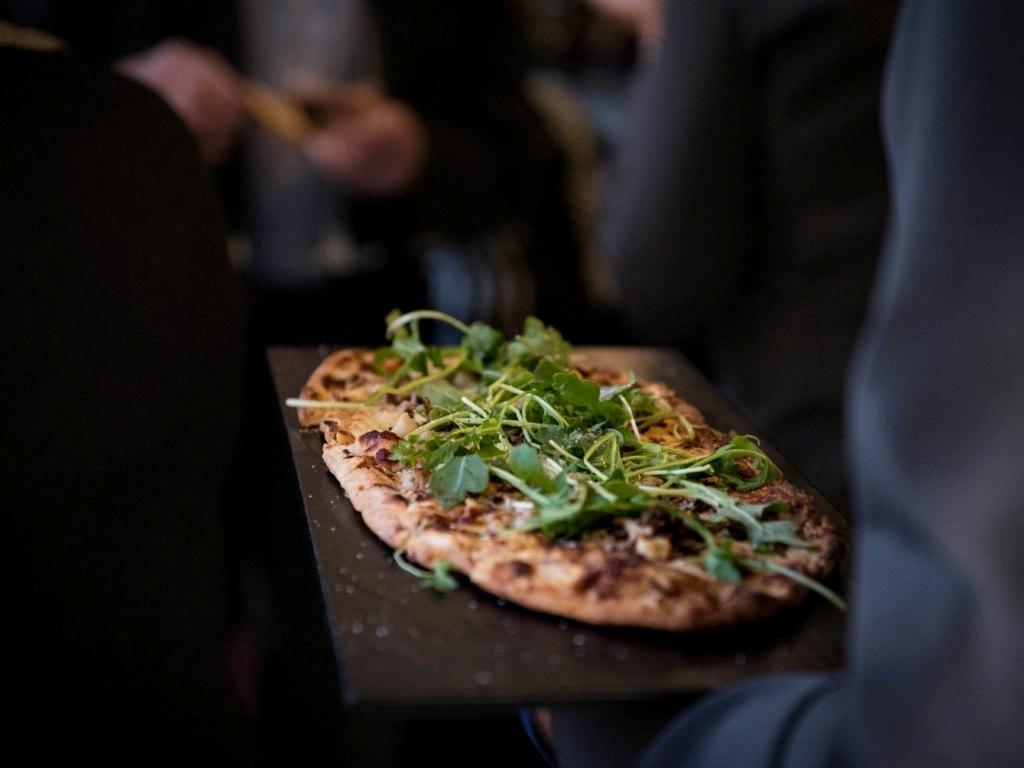 DSO Event - Flatbread Pizzas