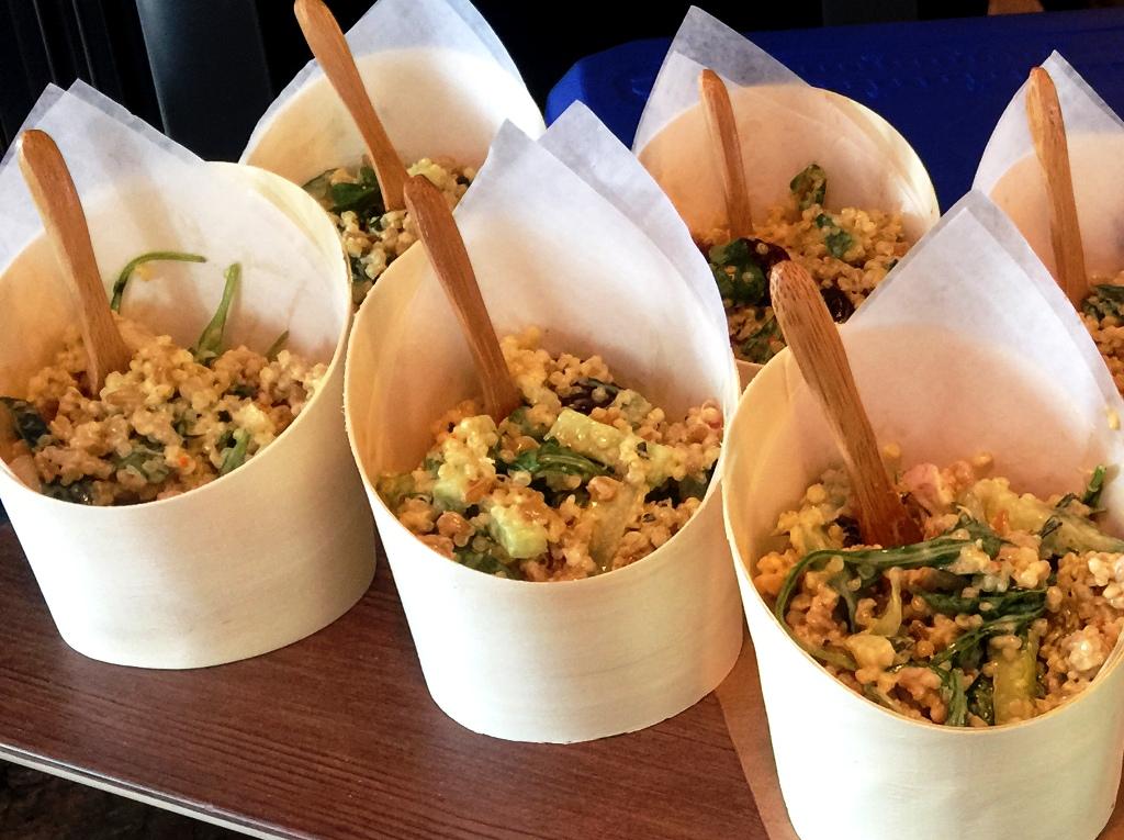 Woodward Dream Cruise - Ancient Grain Salad