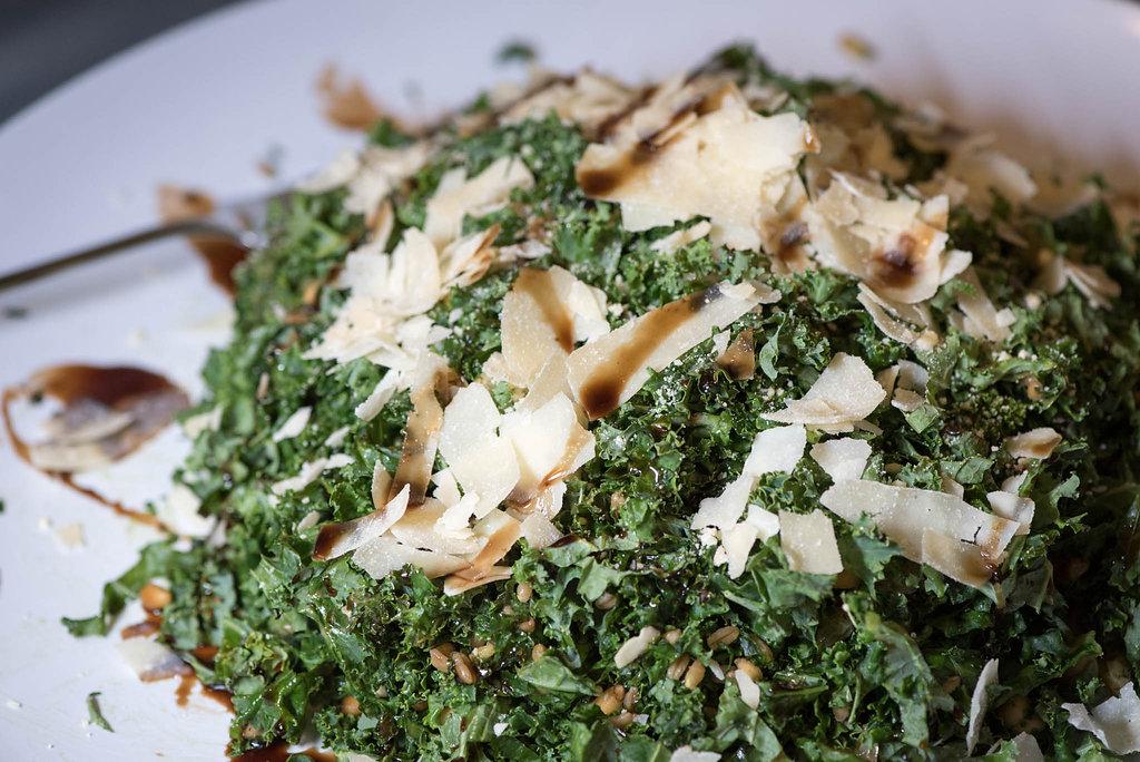 Corporate Catering - Kale Farro Salad