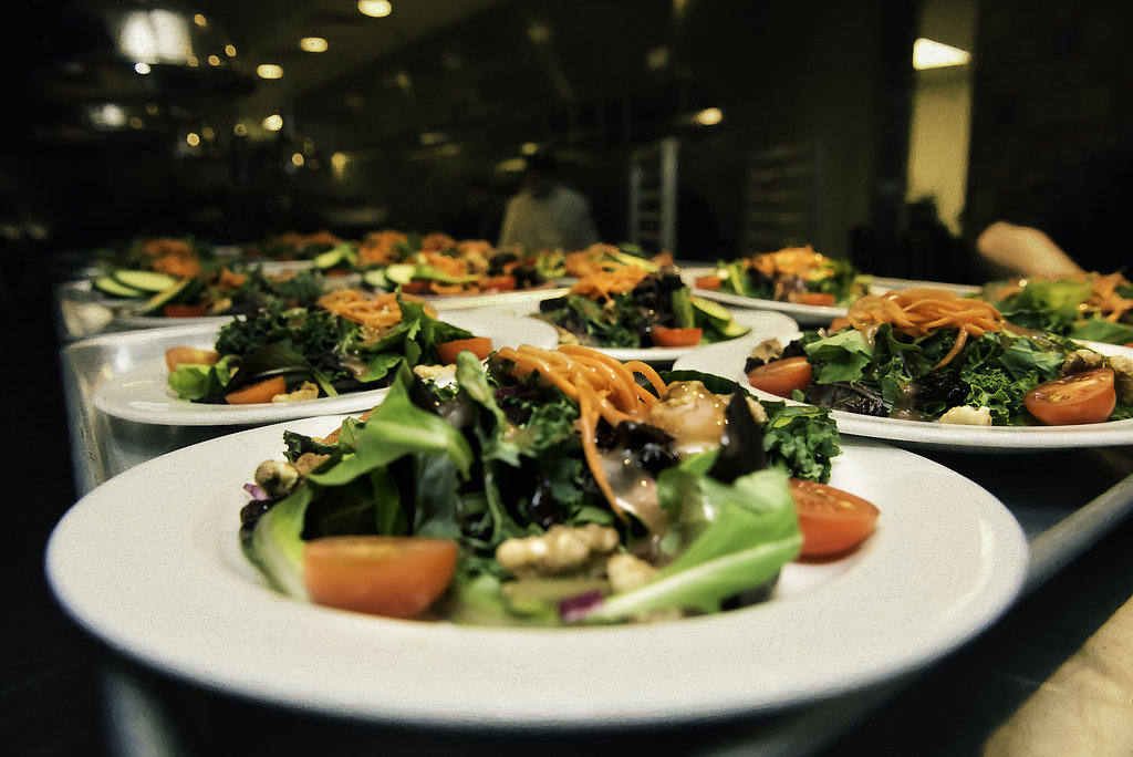 Corporate Catering at J.Baldwin's - Freshly Made Salads